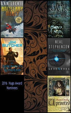 2016 Hugo nominees