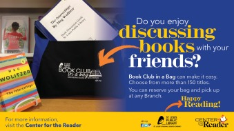 BOOK CLUB IN A BAG DWALL
